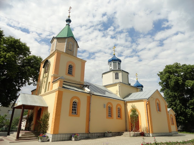 Свято-Миколаївський храм м. Ківерці