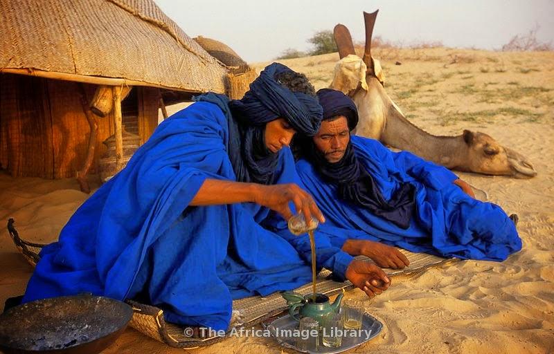 Origen y mitos de las caravanas del desierto