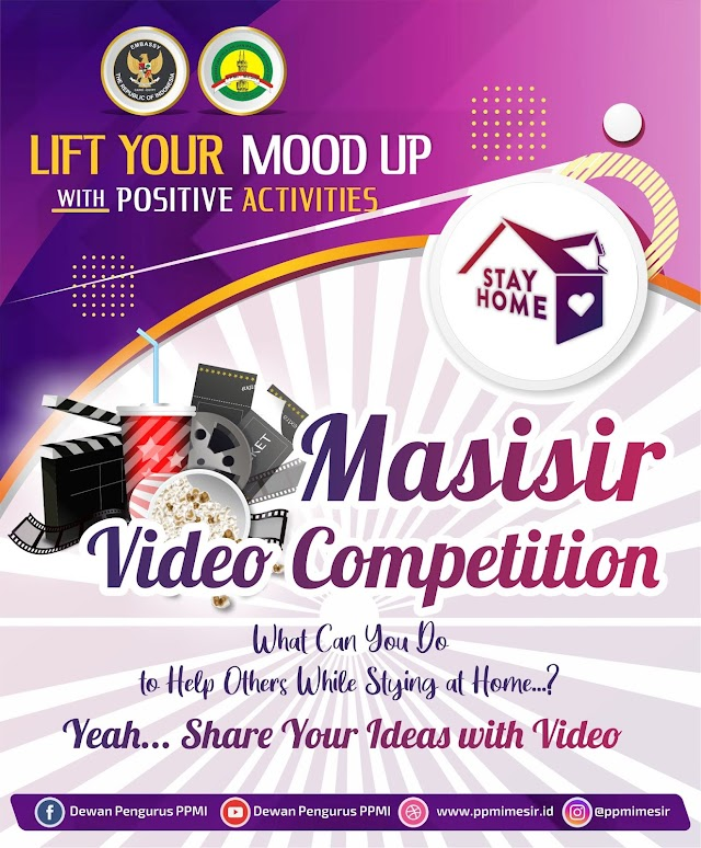 Masisir Video Competition PPMI Mesir 2020