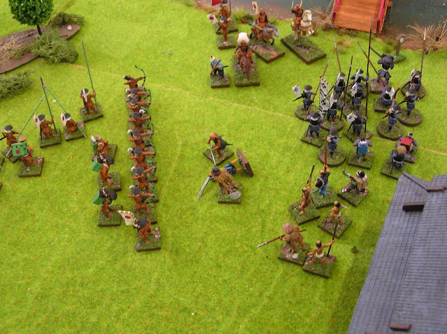 """Nos deux clans pour """" Test of honour """" P1010229"""