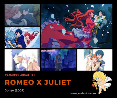 Romeo x Juliet Anime