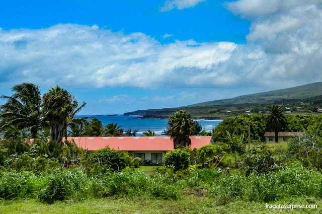 Tupa Hotel, na Ilha de Páscoa