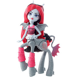 MH Fright-Mares Frets Quartzmane Doll