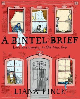 A Bintel Brief by Liana Finck