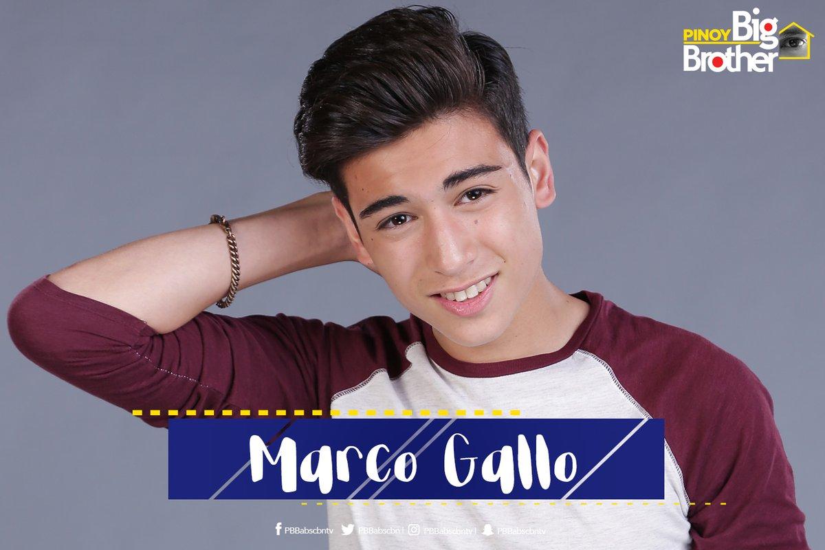 Marco Gallo (Pilyo Bello ng Italy)