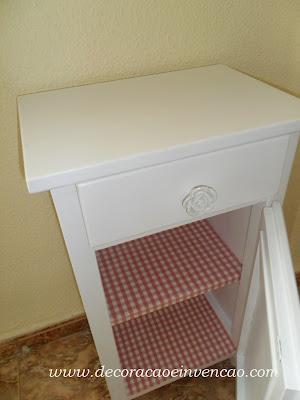 forrar móveis por dentro