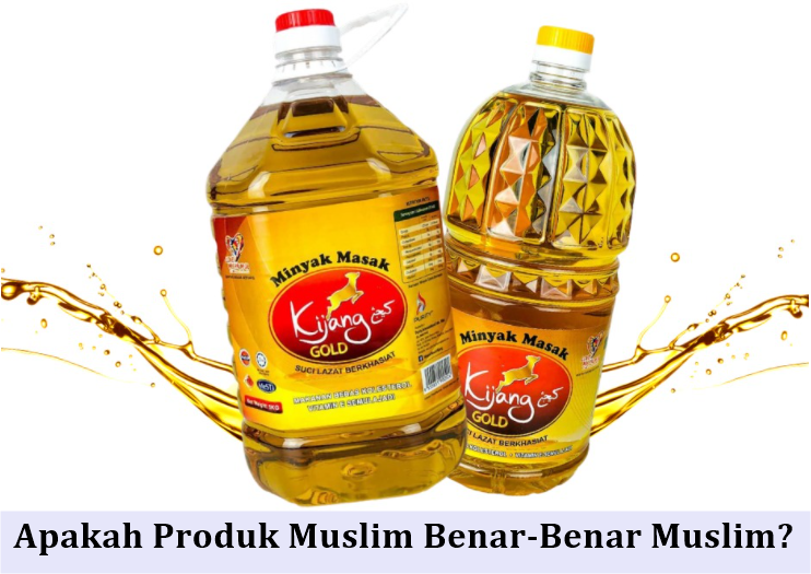 minyak masak keluarga keluaran muslim kijang gold