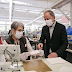 #News @MaxGallegos2015 Louis Vuitton reutiliza sus talleres franceses  para hacer mascarillas no quirúrgicas .