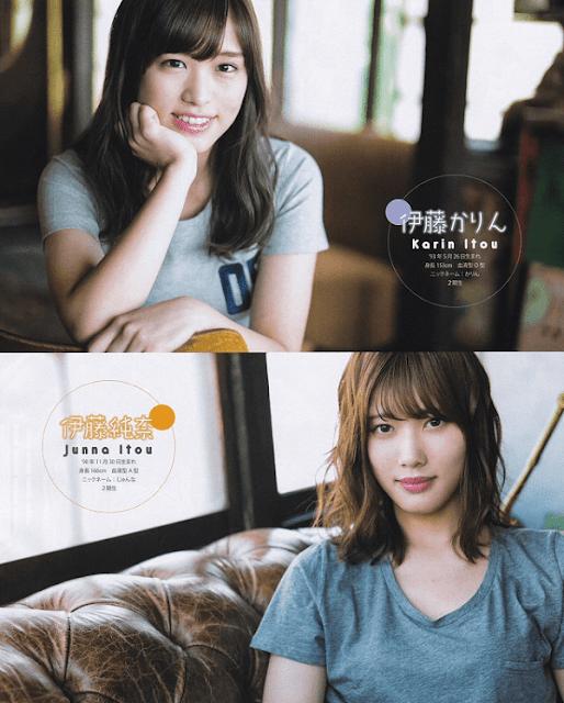 generasi kedua nogizaka46