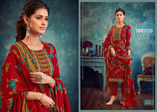 Kesar Kashmiri Winter Pashmina Collection