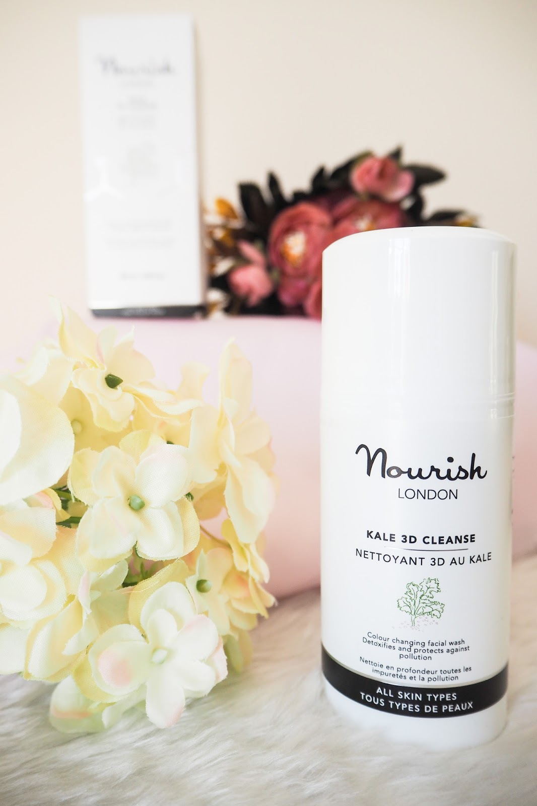 Review of the Nourish Kale 3D Cleanse
