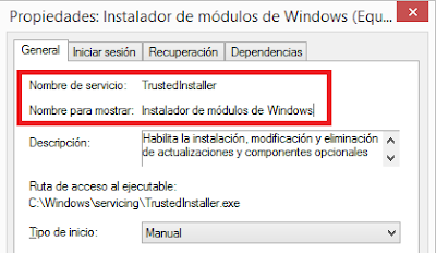 Windows: preparando no apague el equipo