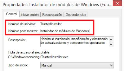 Windows: preparando no apague el equipo