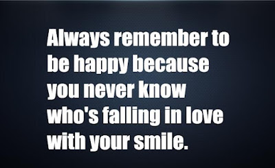 Always Keep Your Smile Quotes