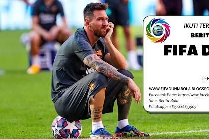 Akankah Lionel Messi Jadi Tinggalkan Barcelona Tahun Ini?