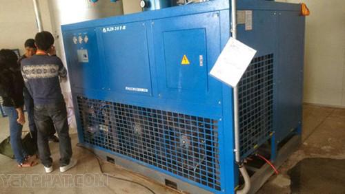 Quy trình bảo dưỡng máy sấy khí công nghiệp