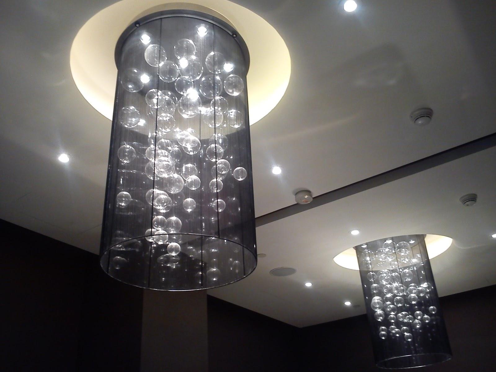 Dinli Lighting 鼎立燈飾有限公司 - 專業訂製燈具: 訂製室內餐廳燈具@紅花鐵板燒臺北101店