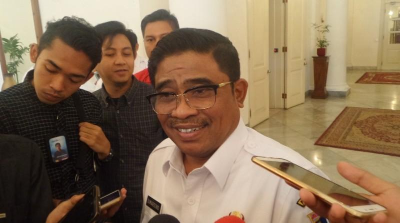 Plt Gubernur DKI Jakarta Sumarsono