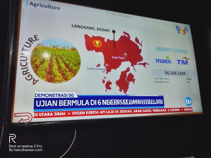 Teknologi 5G Mula Diperkenalkan di Malaysia