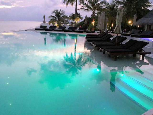 Kuredu Island Resort, Pool (C) Kundenfoto