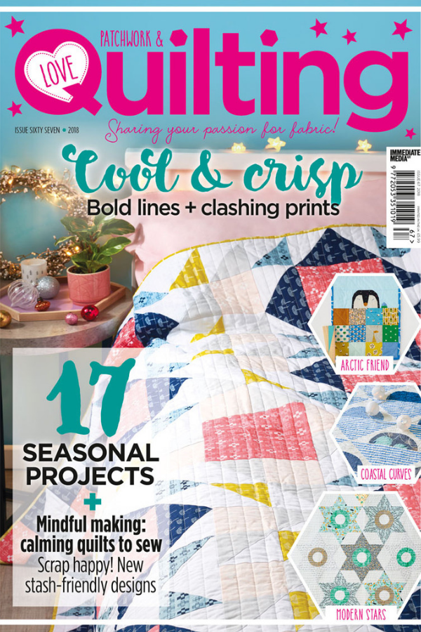 Love Patchwork & Quilting | 2018 Holiday Gift Guide for Quilters | Shannon Fraser Designs