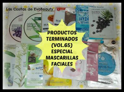 Productos Terminados (Vol.65) Especial Mascarillas