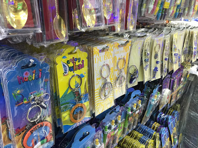Cheap key-chains for your friends. Abu Dhabi souvenir items.