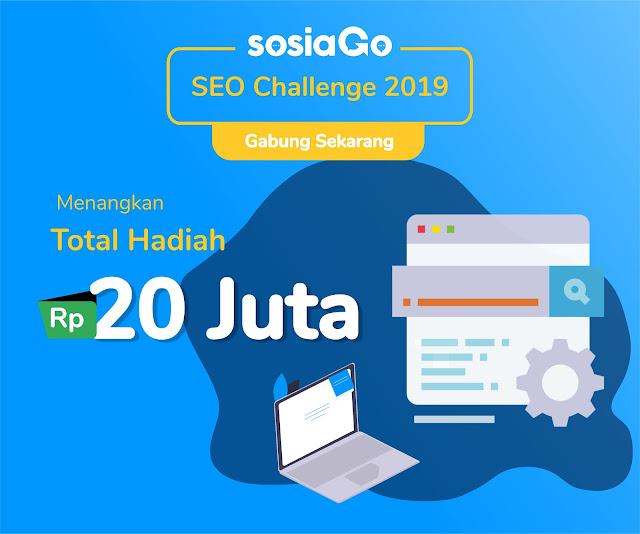 Kontes SEO Blog UNICEF Indonesia 2019 Berhadiah 20 Juta