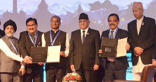 NABARD signs 3 MoU with SBI