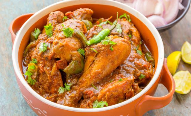 Resep Masakan Kari Ayam India - DAPUR MASAK ENAK