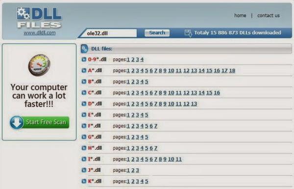 مواقع لحل مشاكل عدم تشغيل بعض البرامج | ملفات dll فى ويندوزxp
