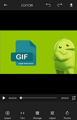 GIF Editor
