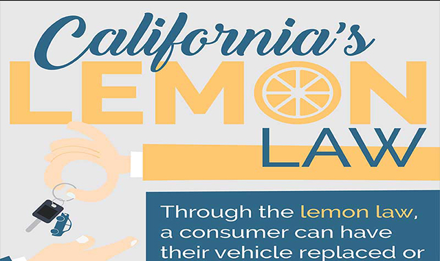 California Lemon Law >> California Lemon Law Attorney Infographic Visualistan