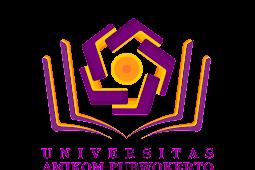 Logo Universitas AMIKOM Purwokerto Format PNG