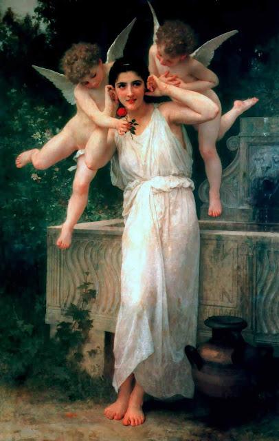 Адольф Вильям Бугро - Молодость (1892)