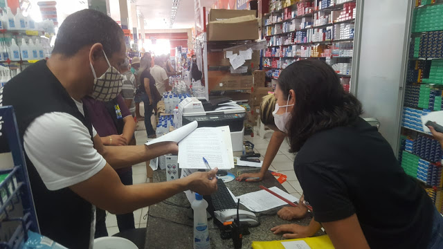 PROCON de Parnaíba realiza fiscalizações e notificações para evitar preços abusivos de produtos farmacêuticos