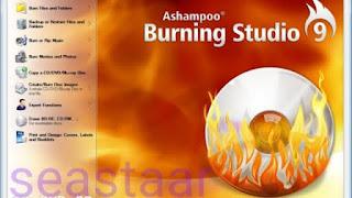 برنامج اشامبو Ashampoo Burning Studio