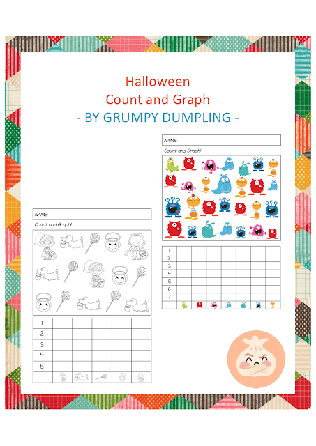 https://www.teacherspayteachers.com/Product/Halloween-Count-and-Graph-Flash-Freebie-4153675