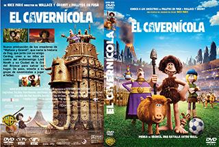 Cavernicola - Cover DVD