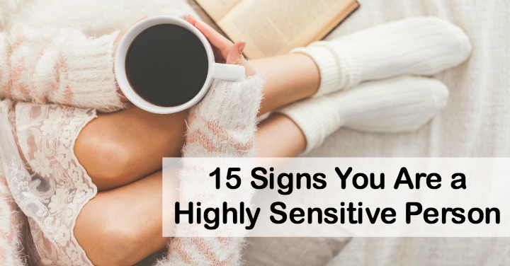 Signs You Are A Very Sensitive Person