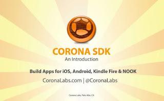 تطبيق, إحترافى, وسهل, الاستخدام, لانشاء, وتصميم, التطبيقات, والالعاب, Corona ,SDK