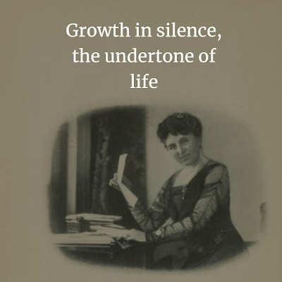 Growth in silence