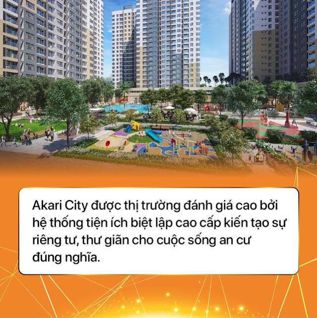 Ảnh tiện ích căn hộ Akari City