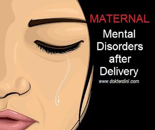 depresi postpartum, baby blues