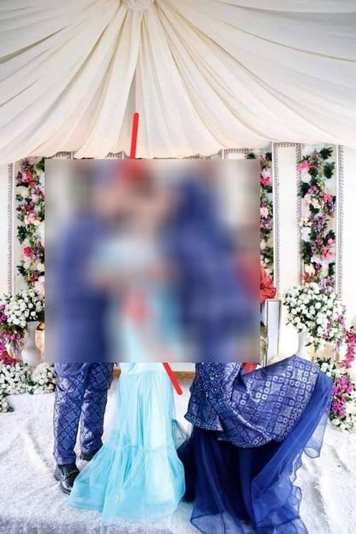 Gambar Kahwin Tular
