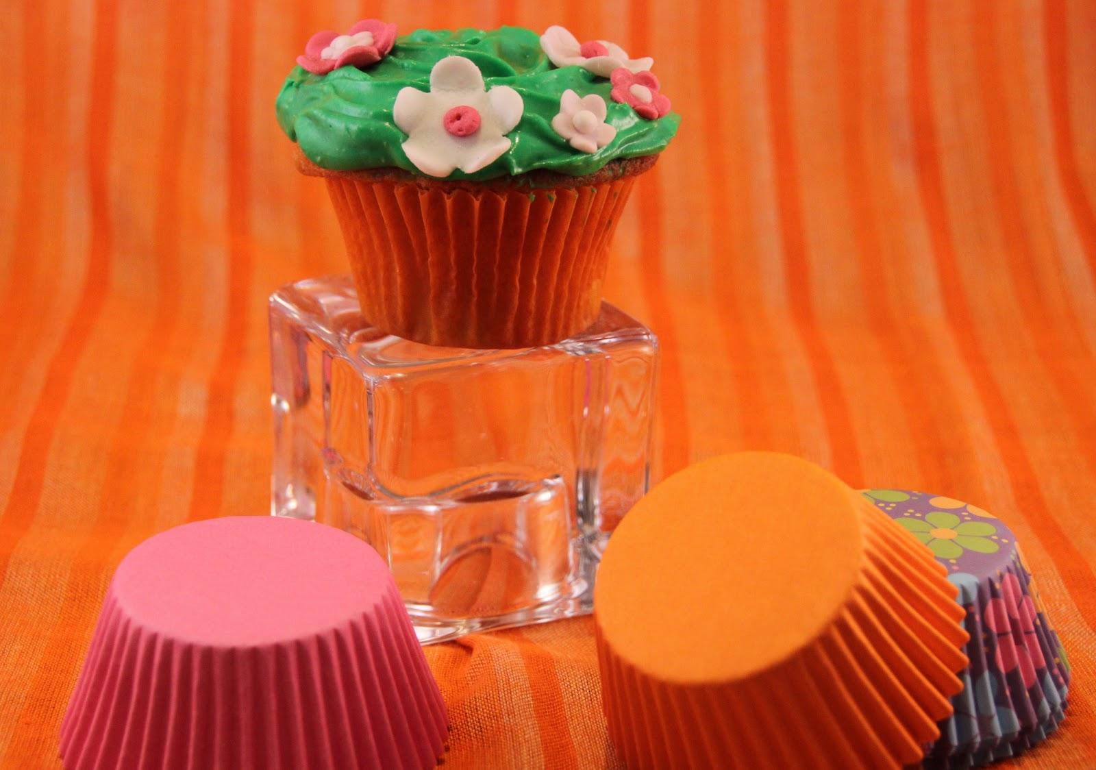 cupcakes-de-kiwi, cupcakes-primaverales