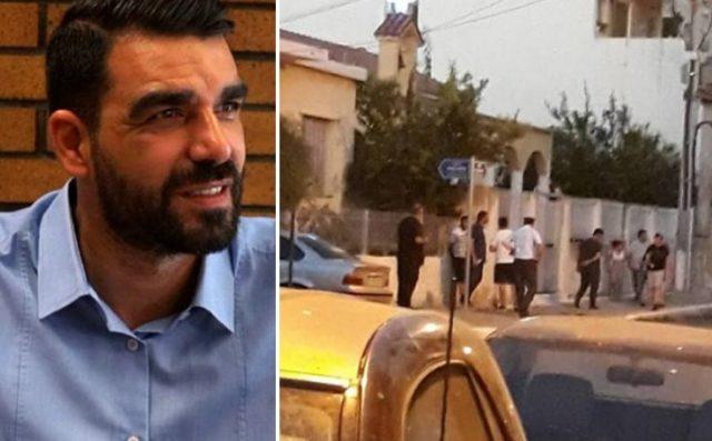 20 προσαγωγές και 10 συλλήψεις για την επίθεση στον βουλευτή Κωνσταντινέα στην Καλαμάτα