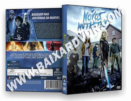 Os Novos Mutantes (2020) DVD-R AUTORADO