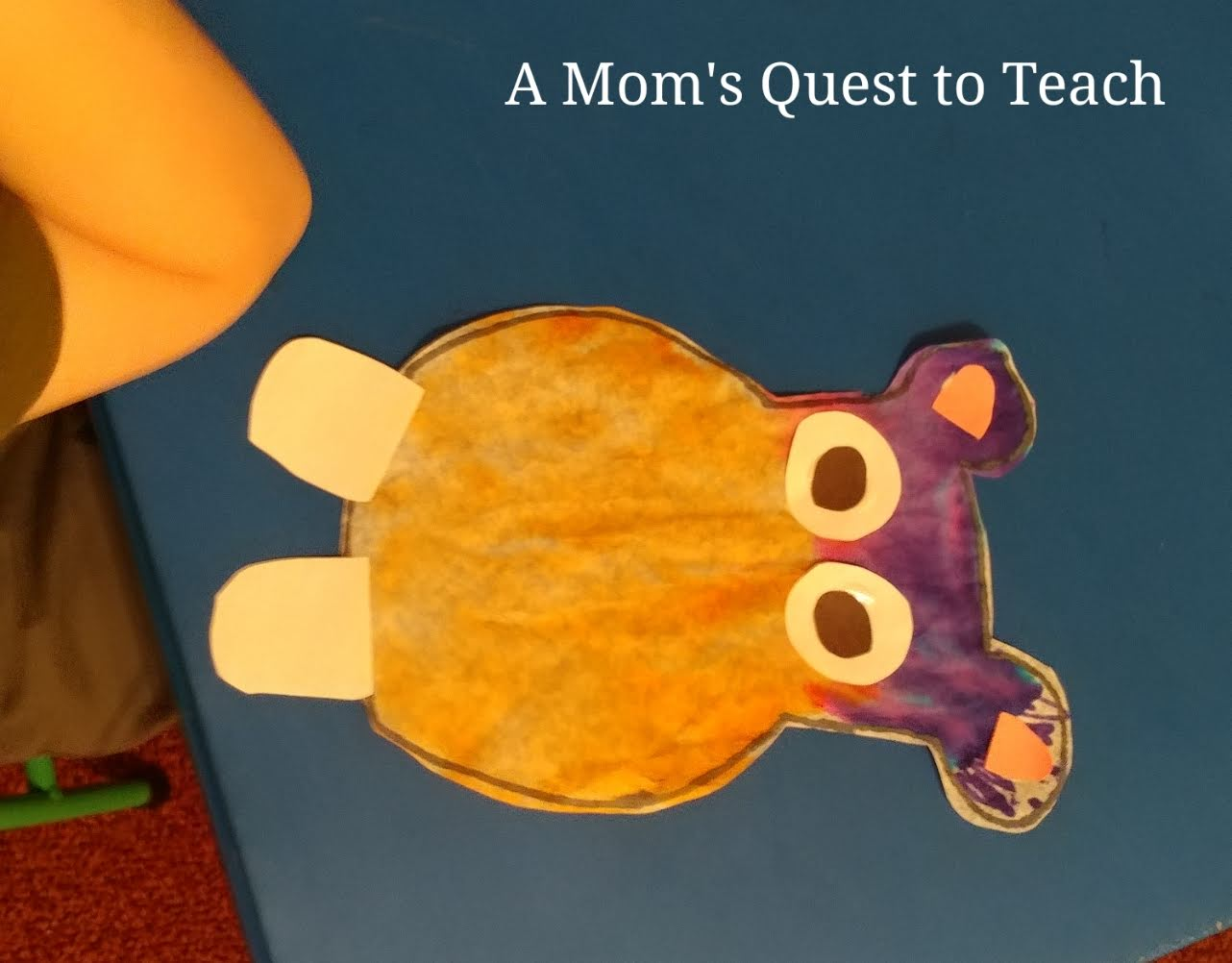 A Mom S Quest To Teach Learning About The Alphabet H Is