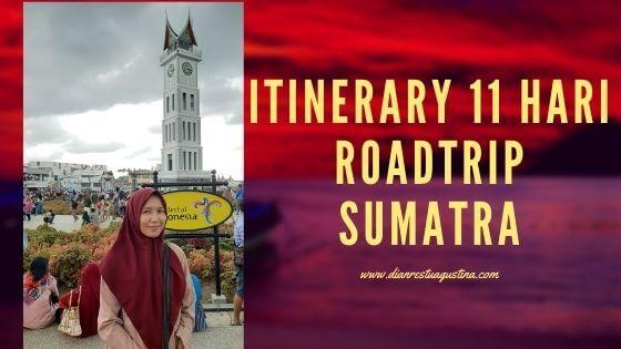 Roadtrip Sumatra